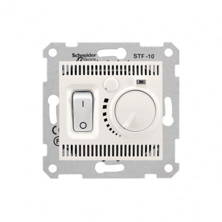 Терморегулятор для теплого пола 10А-230В - 1