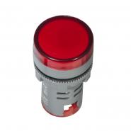 Сигнальная арматура ECO AD22-22SMD красная 24V АC/DC
