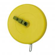 Рулетка стальная фиберпластовая 10м VOREL