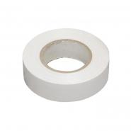 Изолента 0,13х15 мм бел. 20м ИЕК
