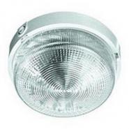 Светильник RONDO настенный, прозр 100W IP44
