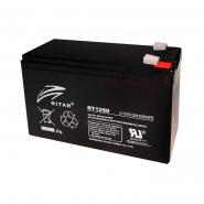 Аккумуляторная батарея AGM RITAR RT1290,Black Case.12V 9.0Ah(151x65x94(100)) Q10