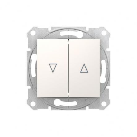 Выключатель для жалюзи с электронной блокировкой - 1