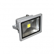 Прожектор СДО01-10 светодиодный серый чип IP65 ИЕК