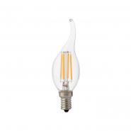 Лампа Filament 4W св на втр Е14 2700К/100