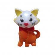 Ночник LUMANO LED Котёнок оранжевый  0003-2