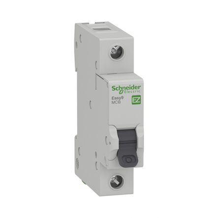 Автоматический выключатель EZ9 1Р 63А С Schneider Electric - 1