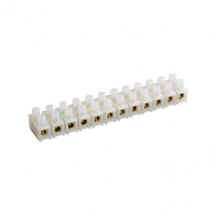 Зажим винтовой ЗВИ-5 1,5-4мм2 н/г 12пар ИЕК - 1