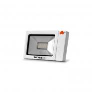 Прожектор VIDEX  LED Slim Sensor  10W  5000K 220V белый