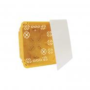 Коробка распределительная КО 125/1L с крышкой Копос