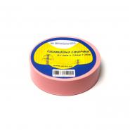 Изолента 0,13мм*19мм 20м Розовая ACKO