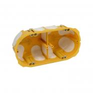 Коробка установочная г/к  KPL64-50/2LD