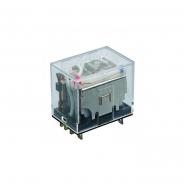 Реле IEK РЭК77/3 (LY3) модульный с индикацией 10A 220B AC