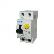 Дифференциальный автоматический выключатель  PFL6-16/1N/C/0.03 АКЦИЯ MOELLER