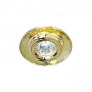 Светильник точечный Feron 8050-2  желтый/золото