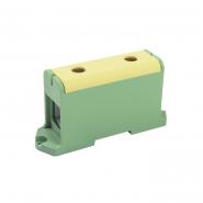 Клемма вводная силовая КВС 35-240 кв.мм. PE жёлто-зелён. IEK