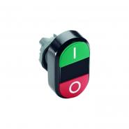 Кнопка двойная кр/зел KPD2-11B ABB