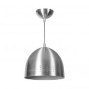 Светильник алюминевый DELUX WC-0910-01 алюминий d251x200, 90007684
