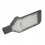 Светильник уличный Horoz SMD Led 50W 4200К сeрый ІР65 405*165мм 4953Lm/10