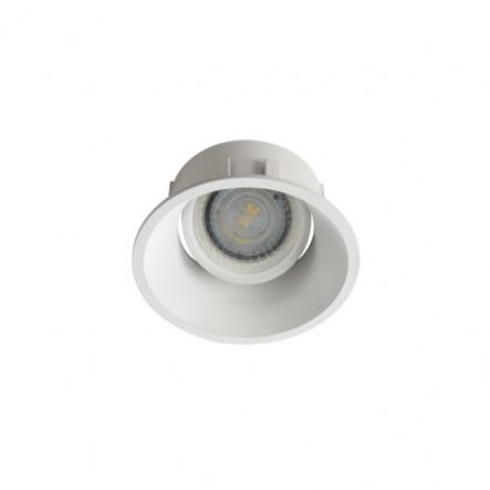 Светильник точечный Kanlux 26736 IVRI DTO-W без патрона белый - 1