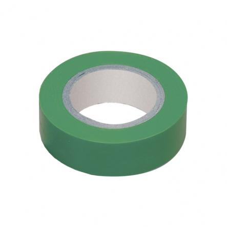 Изолента 0,13х15 мм зел. 20м ИЕК - 1