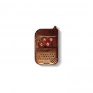 Радио брелок HS-Electro РБ-4 4 кнопки,подходит для всех моделей радио реле