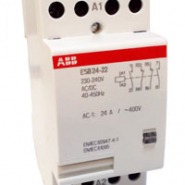 Пускатель магнитный ESB 24-40 220-240V AC/DC АВВ