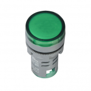 Сигнальная арматура ECO AD22-22SMD зеленая 220V АC