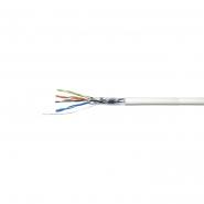Провод для компьютерных сетей не экранированный наружный КВПП (100) 2х2х0,5 (U/UTP cat.5E)