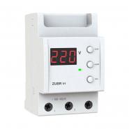 Вольтметр-цифровой индикатор напряжения glaz V1(ZUBR)