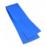 Трубка термоусажеваемая ТУТ  90,0/45 синяя ACKO