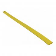 Трубка термоусадочная д.15 жёлтая с клеевым шаром АСКО