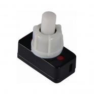 Кнопка для світильника PBS-17A-2  WH/B ACKO-УКРЕМ