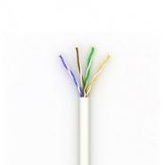Провод для компьютерных сетей не экранированный внутренний КПВ-ВП (350) 4х2х0,51 (UTP-cat.5E)
