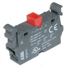 Блок контактов МСВ-01 ABB - 1