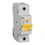 Автоматический выключатель IEK ВА47-150 1p 100A С 15кА