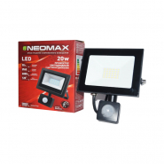 Прожектор LED NEOMAX 20W 220V IP65 6000K SLIM