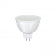 Лампа светодиодная JCDR MR16 220V G 5.3 5W LED16 380Lm 2700K Feron