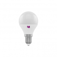 Лампа LED сфера 7W PA10L E14 3000К D45 ELM