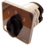 Переключатель пакетный ПКП Е-9 100А/3,833(1-0-2) 3 полюса АСКО-УКРЕМ
