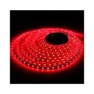 Лента светодиодная Feron LS603/LED-RL 60SMD(3528)/m 4.8W/m 12V 5m*8*0.22mm красный на белом основании