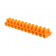 Клеммная колодка 12*6мм оранжевая SIMET (Польша)