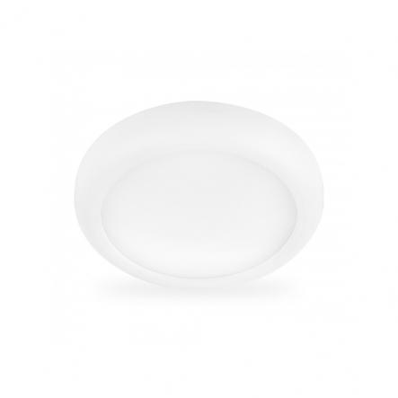 Светильник светодиодный Feron 6W круг белый 450Lm 4000K 103*30mm - 1