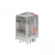 Реле электромеханическое ETI ERM4-230ACL 4p