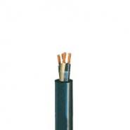 Кабель силовой гибкий в резиновой оболочке КРШУМ  36 х1,0