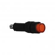 сигнальная арматура AD22E-8DS (красная)   220V АC