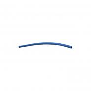 Трубка термоусадочная д.3.2 синяя с клеевым шаром АСКО