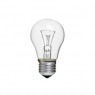 Лампа накаливания Б 230-40-11 Е27 искра
