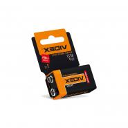 Батарейка 6F22 mini bl VIDEX солевая