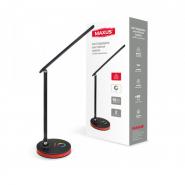 Настольная лампа MAXUS DL 10W 3CCT BL RGB